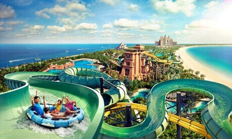 aquaventure waterpark ticket