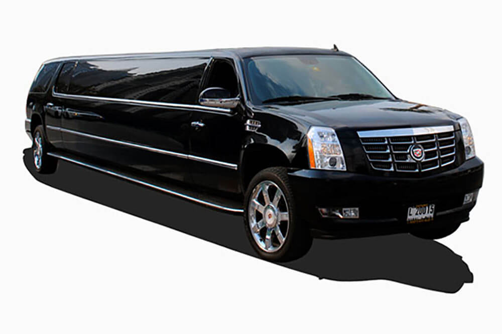 Cadillac Escalade Black Panther