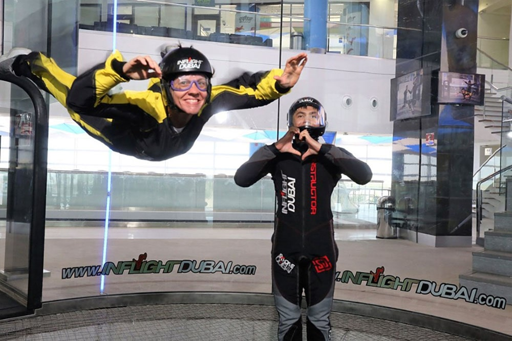 indoor skydive 7