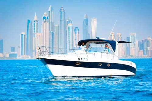 Deep Sea Fishing Boat Rental Dubai