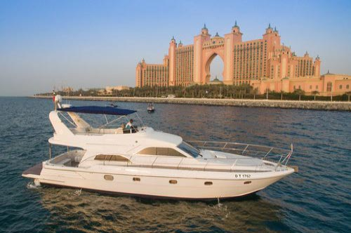 Birthday Party Yacht Rental Dubai