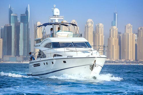 Luxury Yacht Rental Dubai